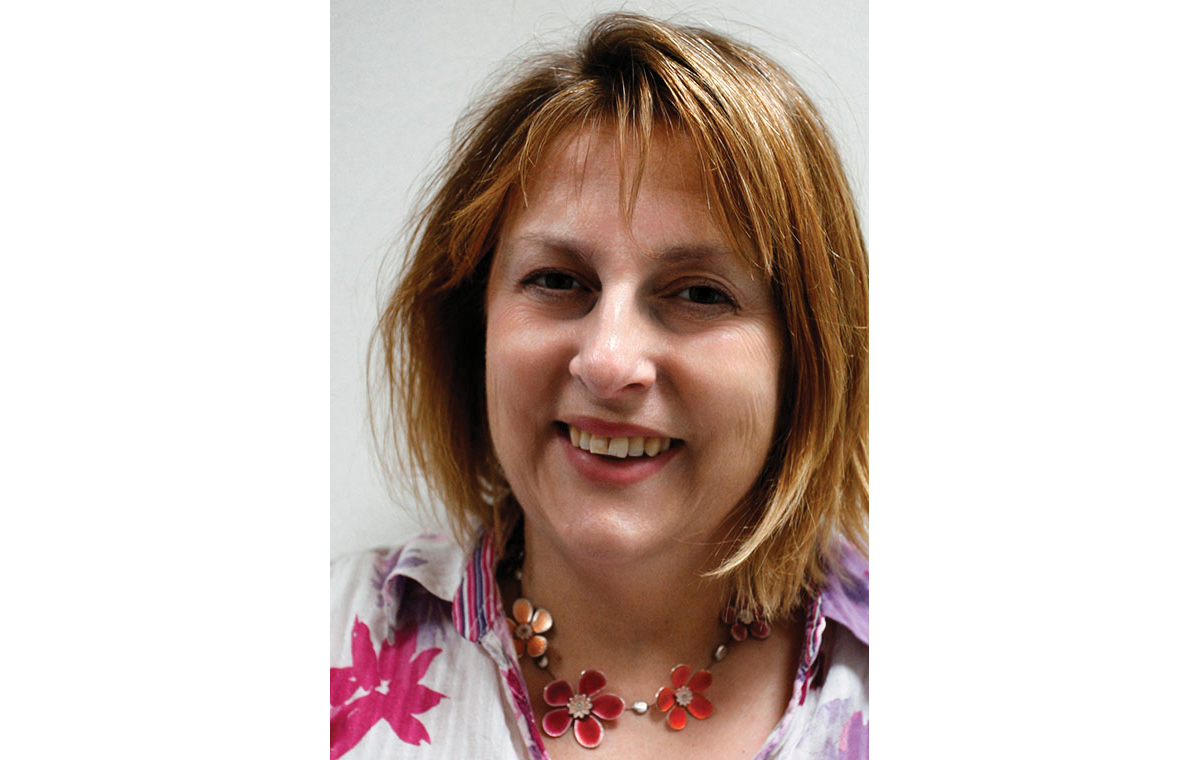 Photo of Lesley, Director of Finance & Resources