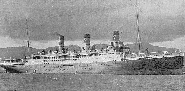 SS Gallia