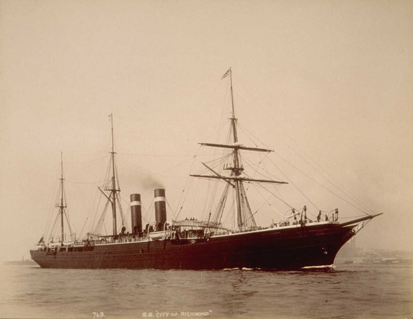 S. S. City of Richmond