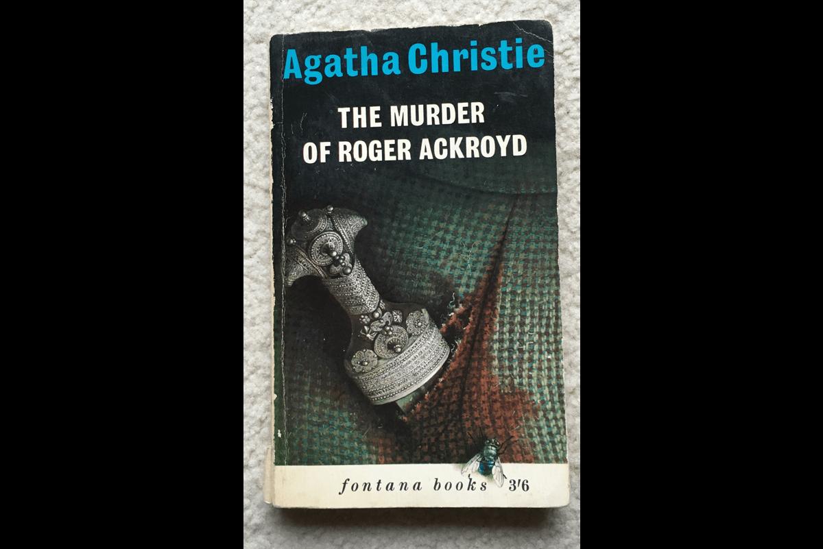 A copy of the novel