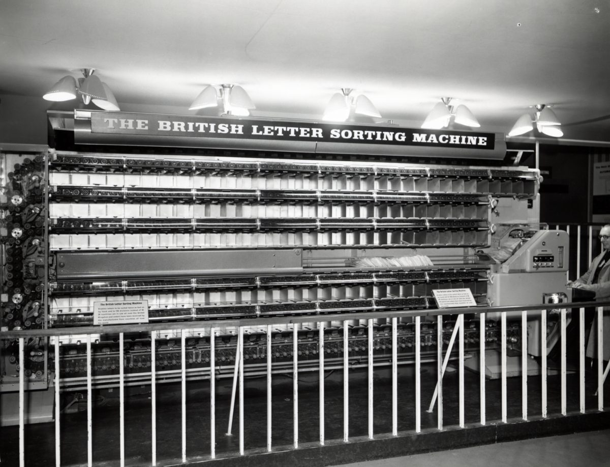 Ideal Home Exhibition 1960