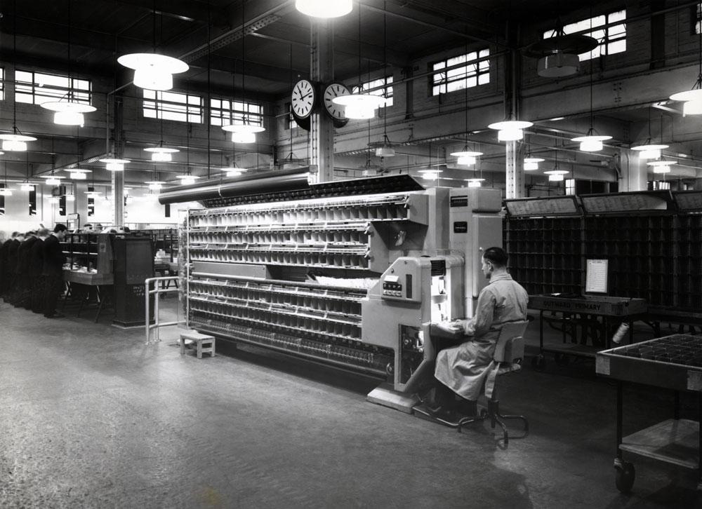 SPLSM, SEDO, 1959