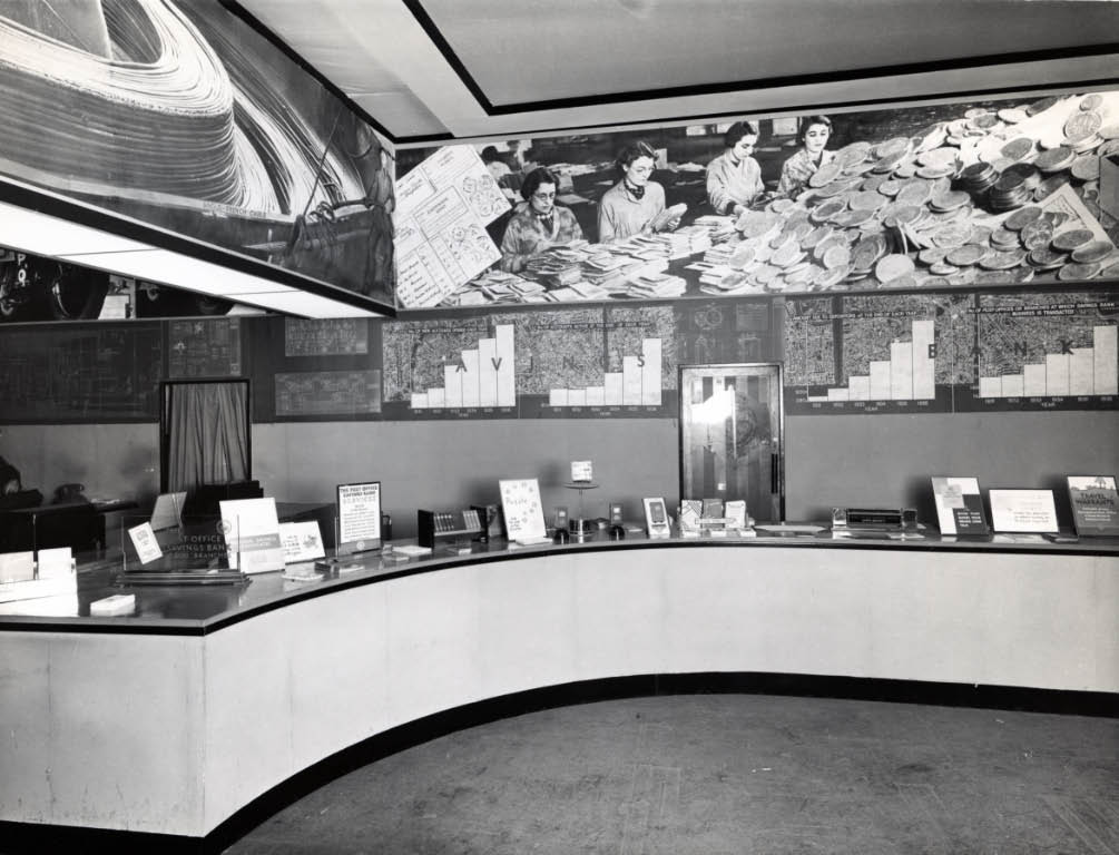 Ideal Home Exhibition 1937 (POST 118/15324).