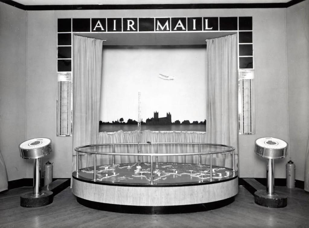 Canterbury Shop Exhibition 1937 (POST 118/15335).