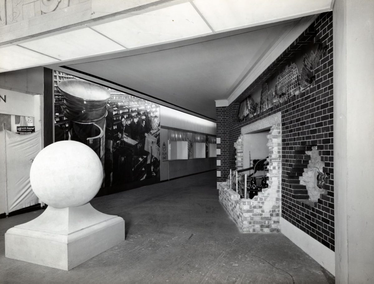 Ideal Home Exhibition 1937 (POST 118/16931).