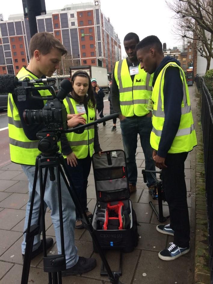 The Chocolate Films Team