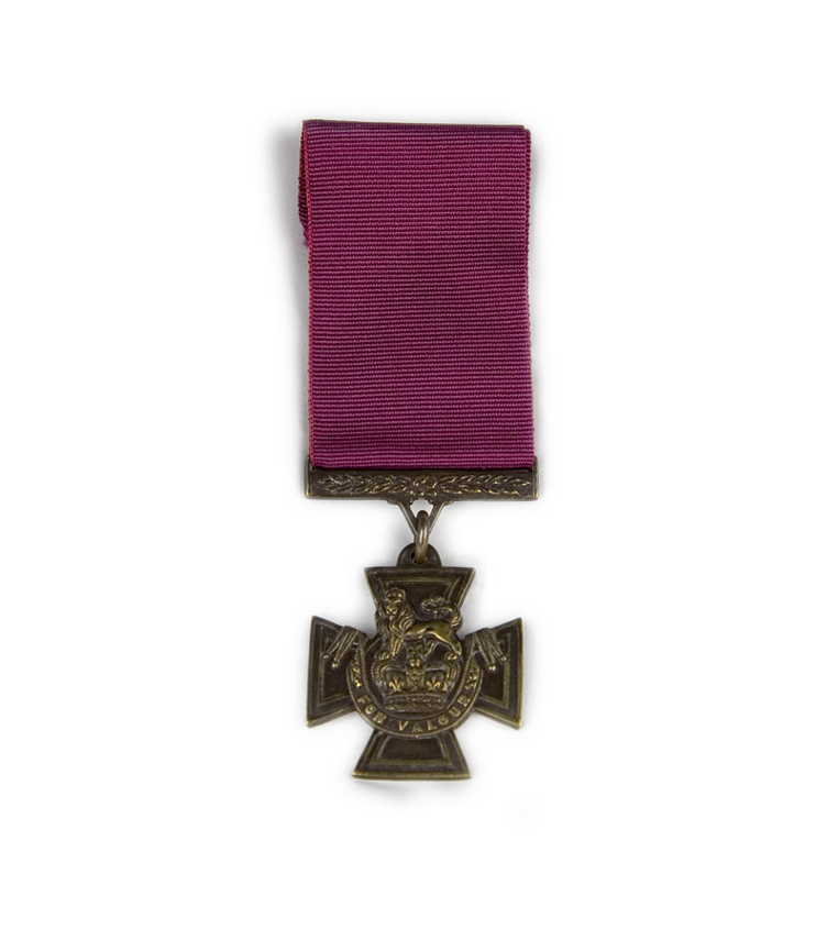 image of Alfred Knight's Victoria Cross