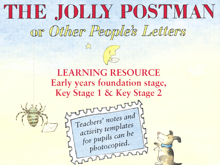 Jolly Postman Learning Resource