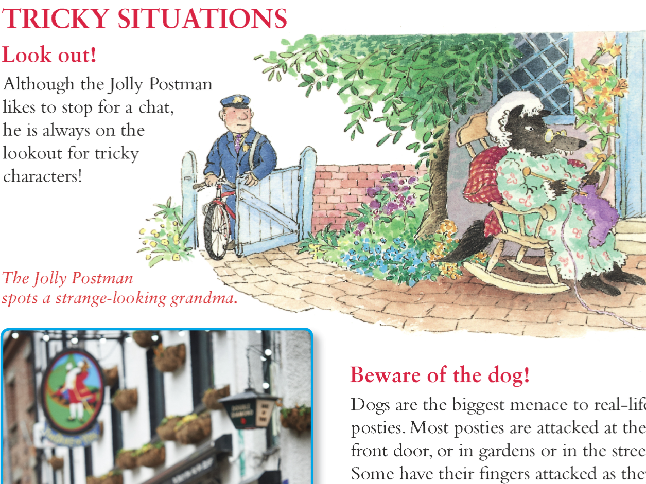 The Jolly Christmas Postman The Jolly Postman PDF Download ...