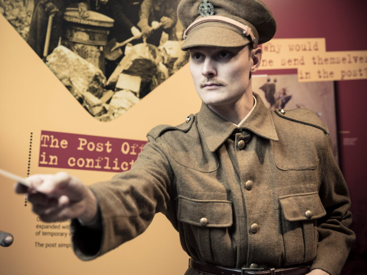Last Post: The Postal Service in the First World War