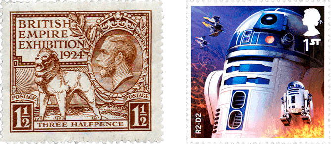 Stamp Design The Postal Museum