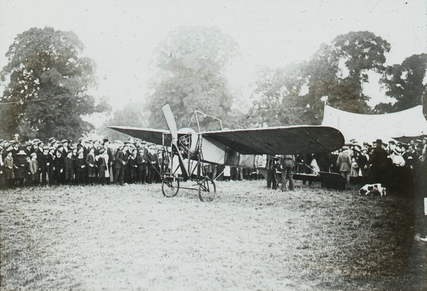 First Airmail
