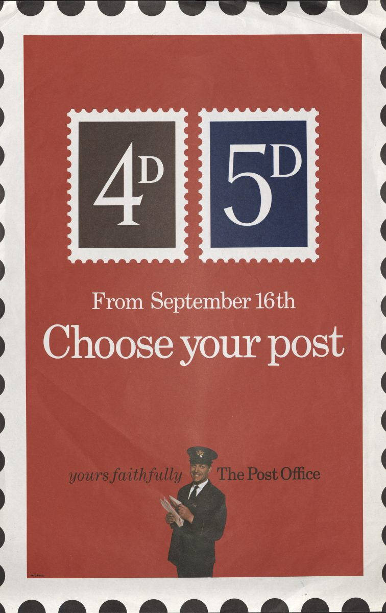 First or second class? | The Postal Museum