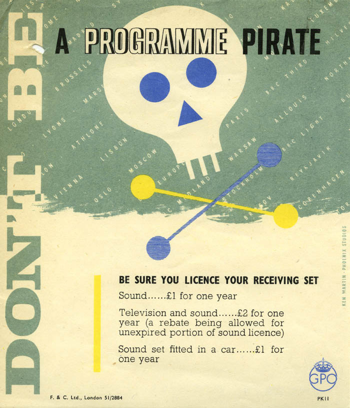Pirates Ahoy | The Postal Museum
