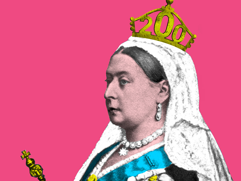 Queen Victoria's 200th birthday