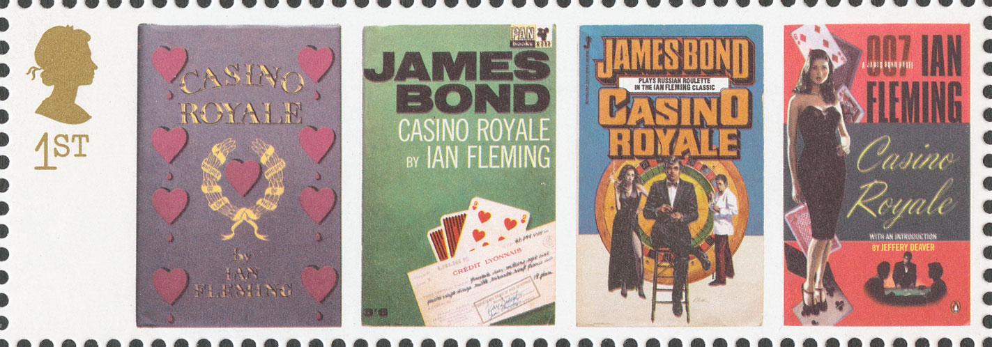 1st NVI, Casino Royal, James Bond, 2008