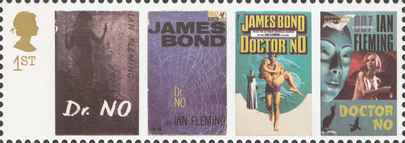1st NVI, Dr No, James Bond, 2008